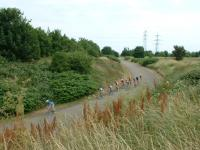 Lea Valley cycle circuit