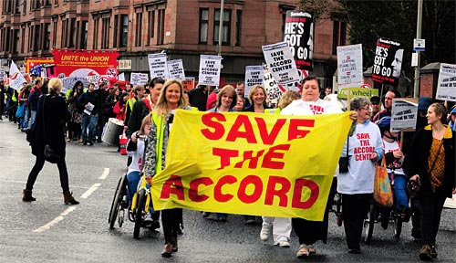 save the accord demo