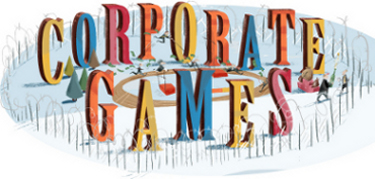 Corporate Games graphic
