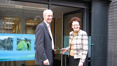 David Higgins & Lorraine Baldry